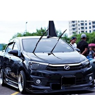 bezza bodykit full set siap cat perodua model gear up perodua bezza betong bodykit murah body kit