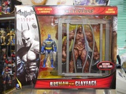 {玩具路邊攤} Mattel DC 4吋 Multiverse 蝙蝠俠 vs 泥巴人 Batman Clayface 可