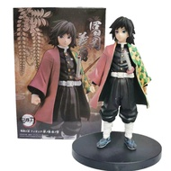 Kimetsu No Yaiba Tomioka Giyuu Figure Model Toy Demon Slayer Figure Anime Tomioka Giyuu Toys 150Mm