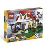 下殺 特惠 速出正品樂高 LEGO 5771 樂高山邊別墅 創意三合一 絕版現貨
