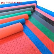 新品加厚防滑PVC鋪面包車廂衛浴膠皮橡膠板工廠車間地墊塑膠地環