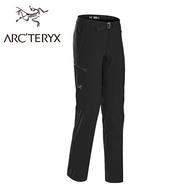 ARC'TERYX 始祖鳥 Gamma LT Pant Women's 女 軟殼長褲《黑寶石》春夏款/19234