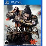 PS4 遊戲片  Sekiro: Shadows Die Twice 隻狼:暗影雙死  (英文/支持多語言) 限制級