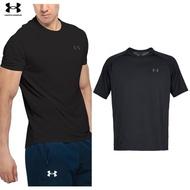 【UNDER ARMOUR】UA 男 Tech 2.0 短T-Shirt_1326413-001(黑)