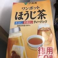 日本🇯🇵伊藤園綠茶50包