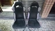 (已售出) SUBARU IMPREZA GC8 原廠進口正副駕賽車椅,品項如圖,台中自取一組5000