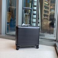 【RIMOWA18寸登機箱】【全鋁鎂合金】德國Rimowa日默瓦Topas系列18寸公文箱機長登機箱