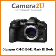 Olympus OM-D E-M1 Mark III Body (MSIA)
