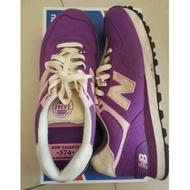 New balance 574紫