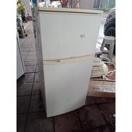 [王子冰箱]東元2手130L雙門冰箱