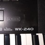 卡西歐電子琴wk-240