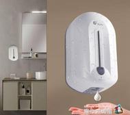 Xinda皂液器感應免水洗手液盒消噴霧器架子自動手部洗手機免打孔 -露露生活館