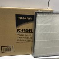 SHARP清淨機濾網FZ-F30HFE適用機型FU-HM30T、FU-H30T