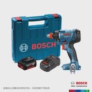 【BOSCH 博世】18V 鋰電電鑽/起子機套裝組 GDX 180-LI 4.0Ah