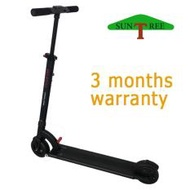 inokim mini+ electric scooter (black) 3 months warranty,display set ,99% new