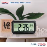 Tesco Digital Alarm Clock - Black