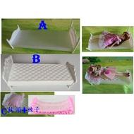 喜洋洋園地/娃娃床/床3(A、B)/莉卡娃娃可用/新年禮物/特惠
