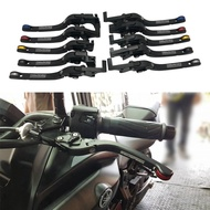 Motorcycle Scooter Accessories Foldable Brake Levers For YAMAHA XMAX300 XMAX400 XMAX 250 XMAX 400 X-MAX 250 300 400