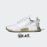【ADIDAS】Original NMD_R1V2 白金 女鞋 BOOST 緩震 運動鞋 訂價5690 FW5450 (Palace store)