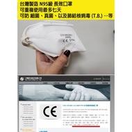長效型口罩少量釋出!! 台灣專利製造 最高可防護到不能在標題說。可用7-10天~ 一只70元,三入200元