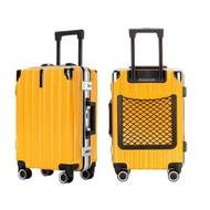 กระเป๋าล้อลาก กระเป๋าเดินทางล้อคู่ กระเป๋าเดินทางล้อลาก 20/24 นิ้ว4ล้อ กระเป๋า กระเป๋าเดินทาง ยืดหยุ่นสูง น้ำหนักเบา ตัวกระเป๋ากันน้ำ
