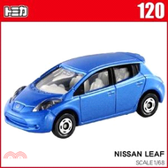 158.TOMICA小汽車 NO.120-NISSAN LEAF