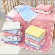 嬰兒蓋毯 6層紗布純棉 寶寶安撫豆豆蓋毯  寶寶安撫毯 卡通豆豆毯 嬰兒被 絨毛豆豆蓋毯 卡通毯 嬰兒雙層豆豆