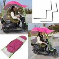 Ebike Canopy Umbrella Waterproof Sun Protection #303