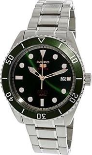 (Seiko) Seiko Series 5 Automatic Black Dial Mens Watch SRPB93-SRPB93K