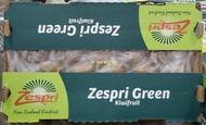 【小如的店】COSTCO好市多代購~ZESPRI 紐西蘭綠奇異果(每盒27-30顆)另有陽光金圓頭