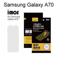 【iMos】霧面電競螢幕保護貼 Samsung Galaxy A70 (6.7吋) 電競專用 極滑 抗污 防反光
