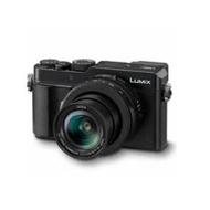 Panasonic LUMIX LX100M2 LX100 二代 LEICA鏡頭大光圈類單眼 (公司貨) 贈原廠相機包+64G記憶卡+專用鋰電池+防潮箱+HITECLOTH高級擦拭布