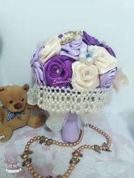 珠寶新娘捧花💞