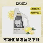【ecostore】環保洗碗粉-經典檸檬/2kg