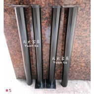 【元大家具行】全新便利桌腳 加購 餐桌腳 客製桌腳 訂做桌腳 黑鐵腳 鐵製桌腳 造型桌腳 工業桌腳