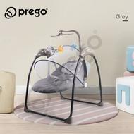 Prego Eezy Baby Swing Electric Auto Cradle Newborn Foldable Buaian Baby Elektrik Ayunan Auto Boleh Lipat 宝宝婴儿电动摇篮床