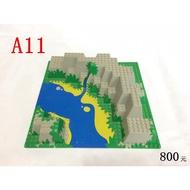 樂高 lego 懷舊絕版立體山林32*32