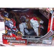 變形金剛 Transformers Leo Prime 經典 白獅 柯博文