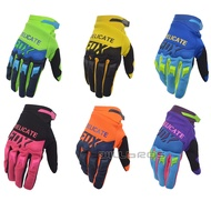 Delicate Fox Air Mesh Cycling Race Gloves Motocross Mountain Bicycle Offroad Motorcycle Gloves