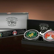 TWG grand explorer tea set