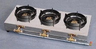 輝力牌三口海產爐, 3MB