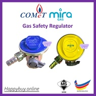COMET MIRA Gas Safety Regulator (Low Pressure) MIRA COMETSafety Gas Regulator