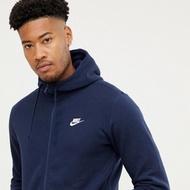 Nike 刺繡外套 海軍藍