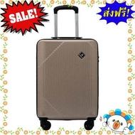 SALE!!! เบสิโค กระเป๋าล้อลาก ขนาด 24 นิ้ว รุ่น PC 18P017 PINK 24 สีชมพู  แบรนด์ของแท้ 100% หมวดหมู่สินค้ากลุ่ม กระเป๋าเดินทาง ใบเล็ก กลาง ใหญ่ พอดี กระเป๋าล้อลาก