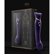 【[贈潤滑液2瓶]】ZALO智能健康按摩器 | Queen Set 女王套裝