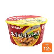 味味A冬菜鴨肉湯粉絲 X團購 12入