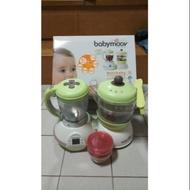 (二手)babymoov 食物調理機
