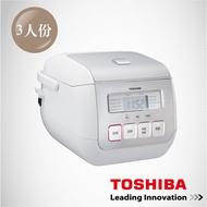 【TOSHIBA東芝】3人份超厚釜電子鍋RC-5MSGN