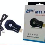 Anycast M11 Plus wireless Display Dongle 手機無線輸出到電視