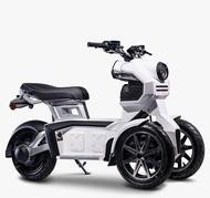 Doohan itank Electric scooter 3-WHEEL 45 KM /H